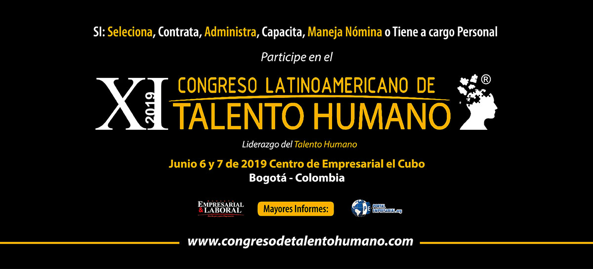 Photo of Congreso de Talento Humano 2019