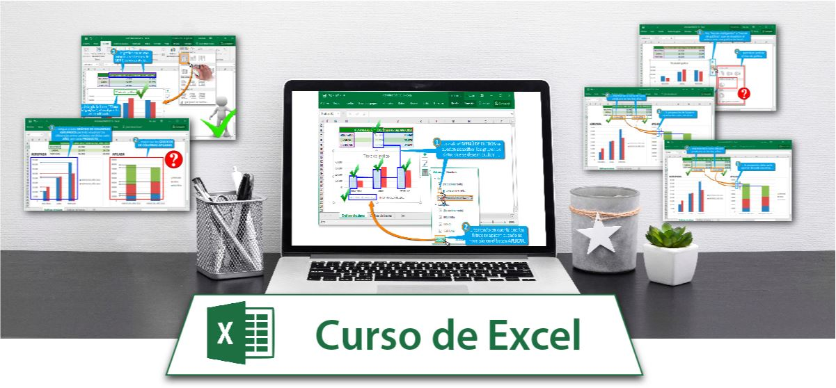 Photo of Curso Virtual de Excel