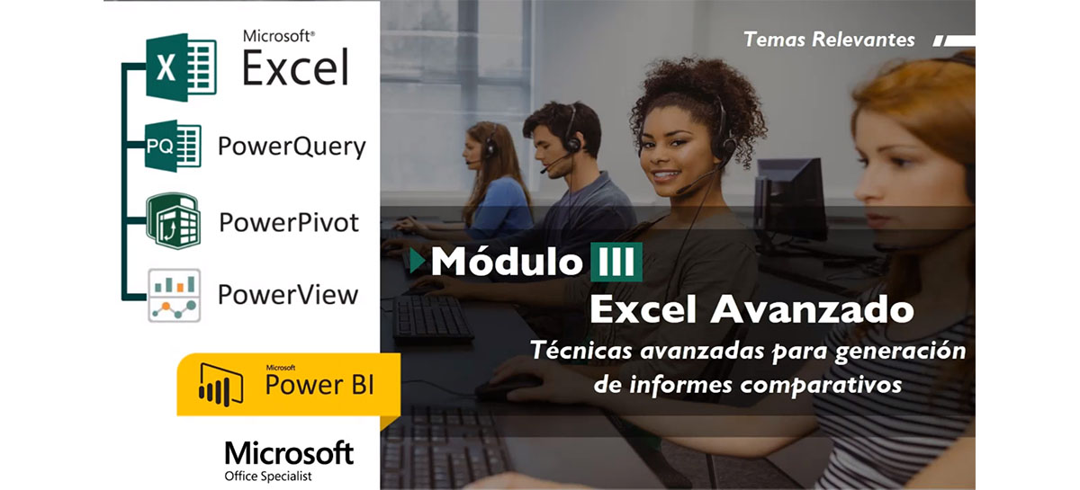 Photo of Curso de Excel Avanzado