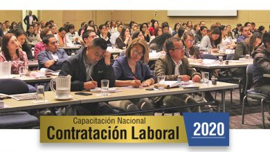 Photo of Videoconferencia Online CONTRATACIÓN LABORAL 2020