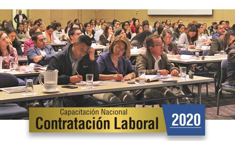 Contratación Laboral 2020